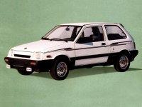 Suzuki Swift, 1 поколение [рестайлинг], Хетчбэк, 1986–1988