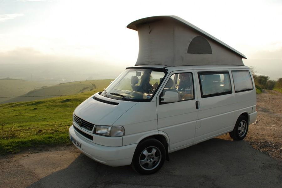 Volkswagen California микроавтобус, 1998–2003, T4 - отзывы, фото и характеристики на Car.ru