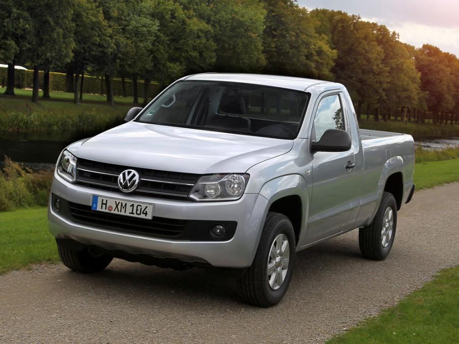 Volkswagen Amarok SingleCab пикап 2-дв., 2010–2016, 1 поколение - отзывы, фото и характеристики на Car.ru