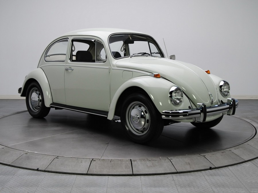 Volkswagen Beetle седан, 1968–1973, 1200/1300/1500 [2-й рестайлинг] - отзывы, фото и характеристики на Car.ru