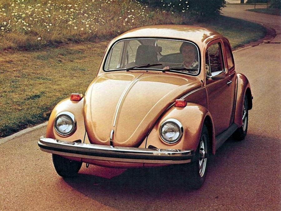 Volkswagen Beetle седан 2-дв., 1973–1985, 1200 [4-й рестайлинг] - отзывы, фото и характеристики на Car.ru