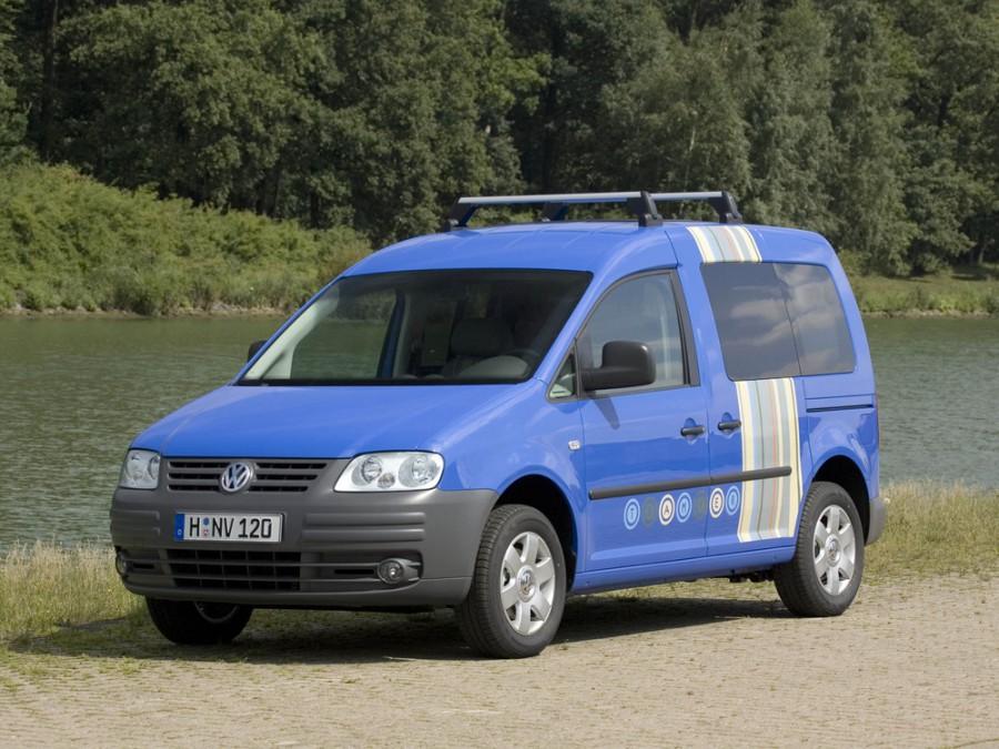 Volkswagen Caddy Tramper минивэн 5-дв., 2004–2010, 3 поколение - отзывы, фото и характеристики на Car.ru