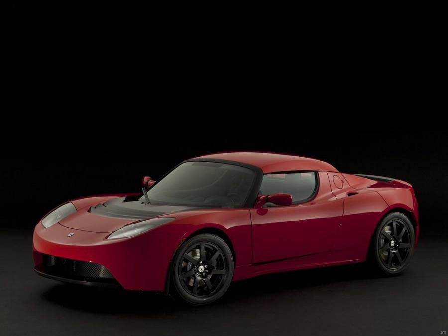 Tesla Roadster Sport родстер 2-дв., 1 поколение - отзывы, фото и характеристики на Car.ru