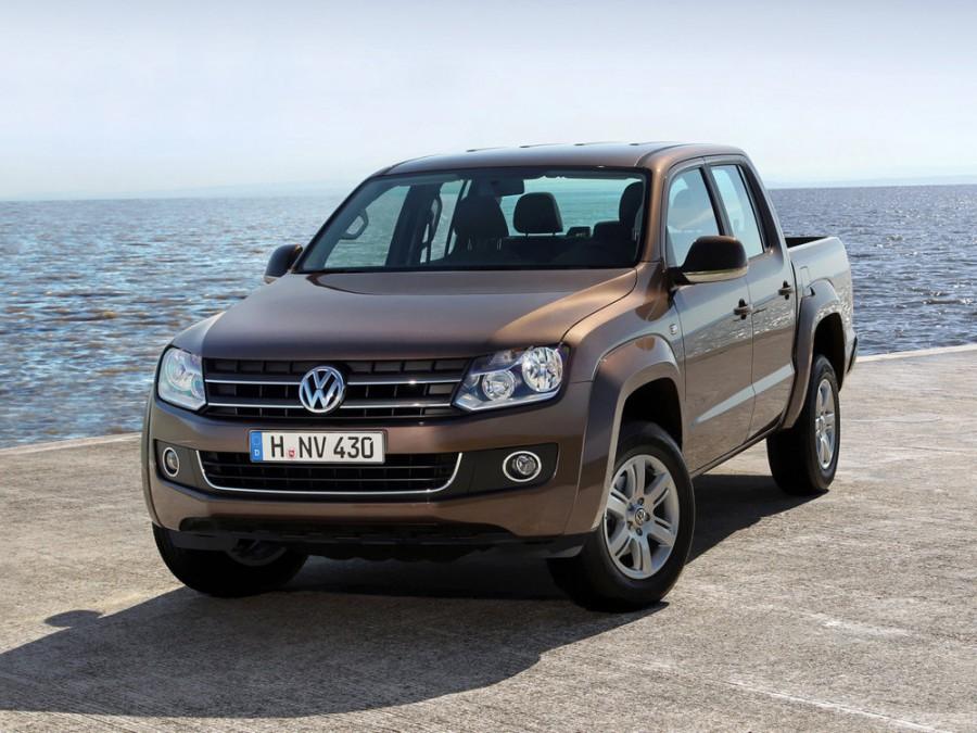 Volkswagen Amarok DoubleCab пикап 4-дв., 2010–2016, 1 поколение - отзывы, фото и характеристики на Car.ru