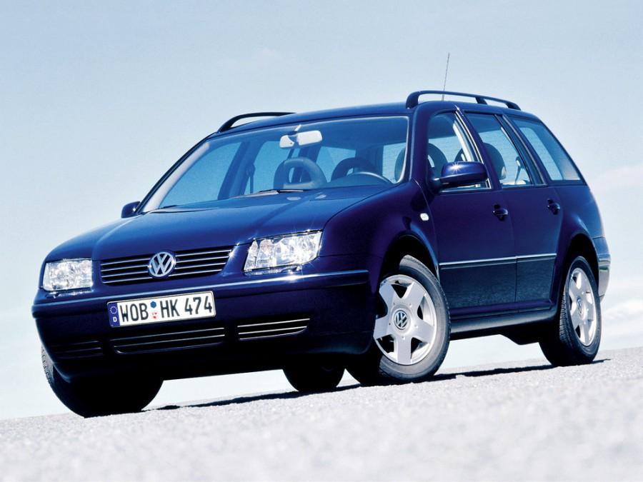 Volkswagen Bora Variant универсал, 1998–2005, 1 поколение - отзывы, фото и характеристики на Car.ru