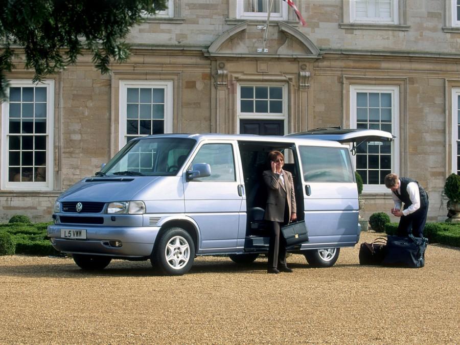 Volkswagen Caravelle микроавтобус, 1990–2004, T4 - отзывы, фото и характеристики на Car.ru