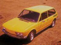 Volkswagen Brasilia, 1 поколение, Хетчбэк 3-дв., 1973–1985