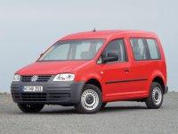 Volkswagen Caddy, 3 поколение, Минивэн 4-дв., 2004–2010