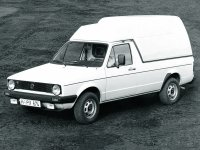 Volkswagen Caddy, 1 поколение, Пикап, 1983–1992