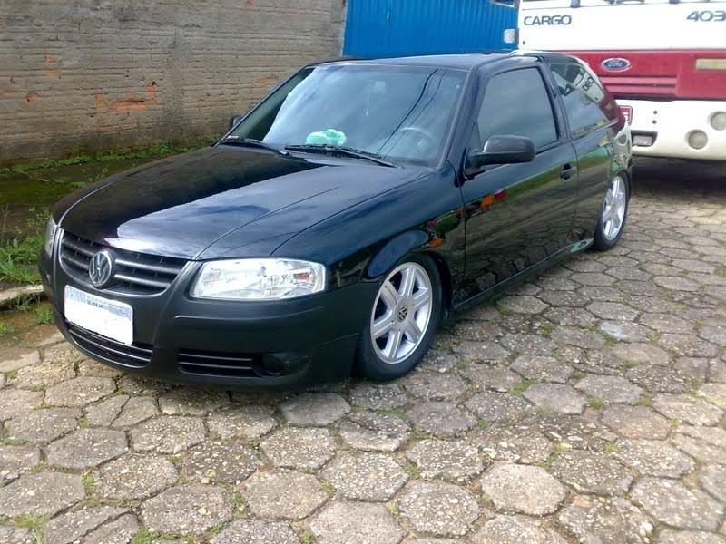 Volkswagen Gol хетчбэк 3-дв., 2005–2010, G4 - отзывы, фото и характеристики на Car.ru