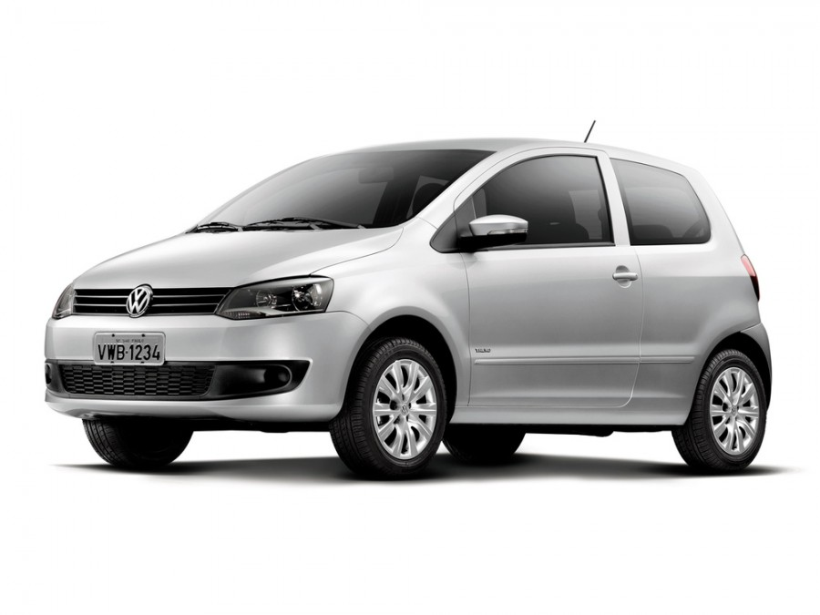 Volkswagen Fox хетчбэк 3-дв., 2009–2014, 3 поколение - отзывы, фото и характеристики на Car.ru