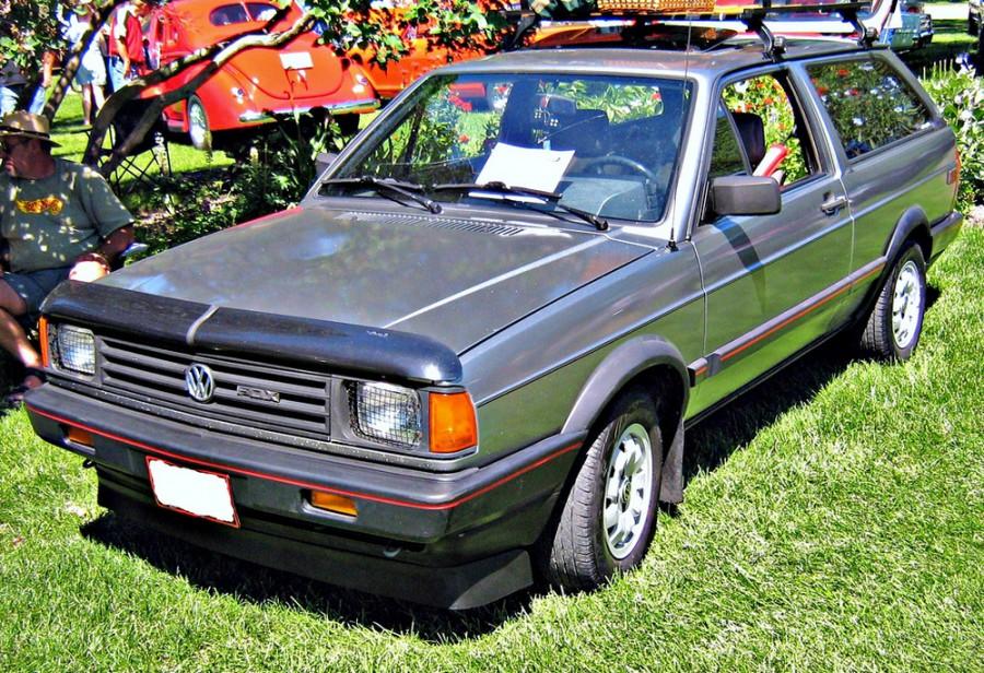 Volkswagen Fox универсал, 1987–1991, 1 поколение - отзывы, фото и характеристики на Car.ru