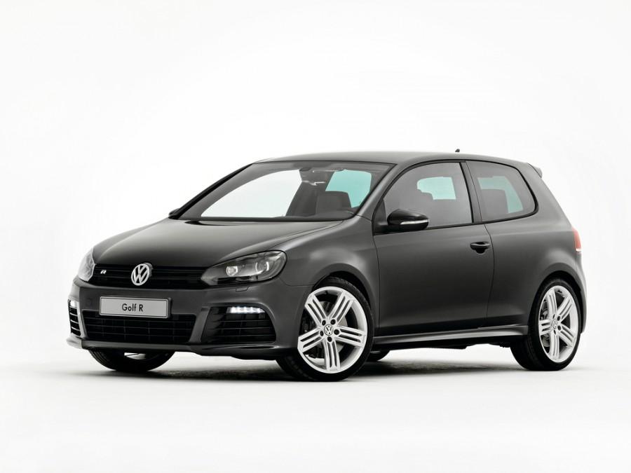 Volkswagen Golf R хетчбэк 3-дв., 2009–2014, 6 поколение - отзывы, фото и характеристики на Car.ru