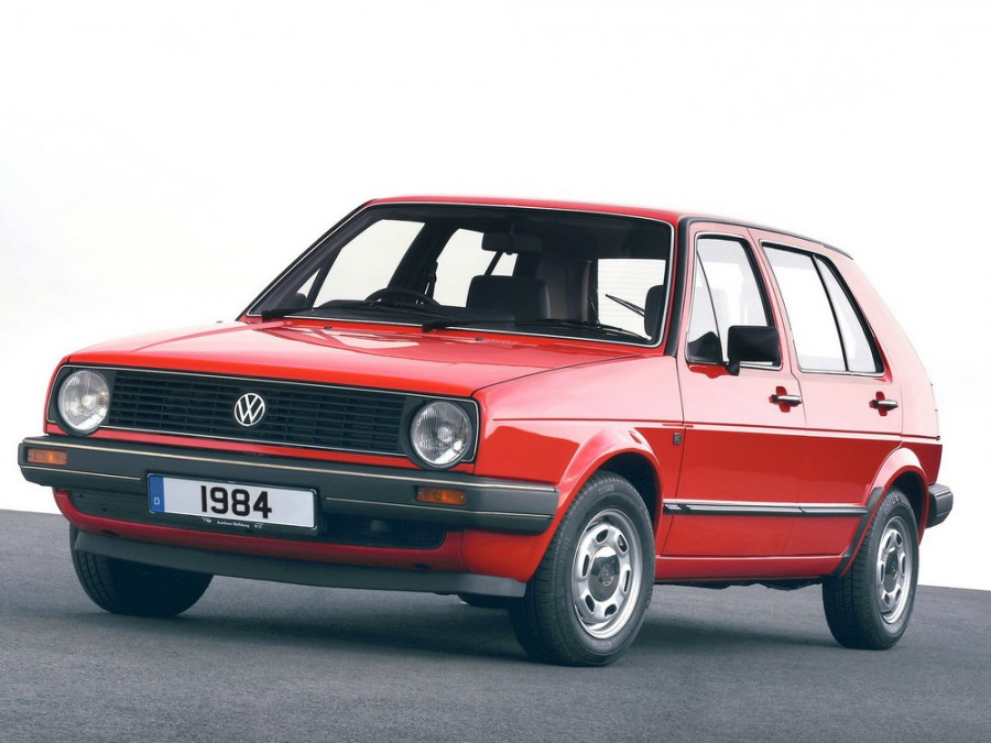 Volkswagen Golf хетчбэк 5-дв., 1983–1992, 2 поколение - отзывы, фото и характеристики на Car.ru