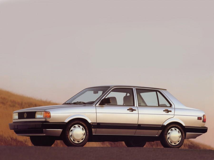 Volkswagen Fox седан 4-дв., 1 поколение [рестайлинг] - отзывы, фото и характеристики на Car.ru