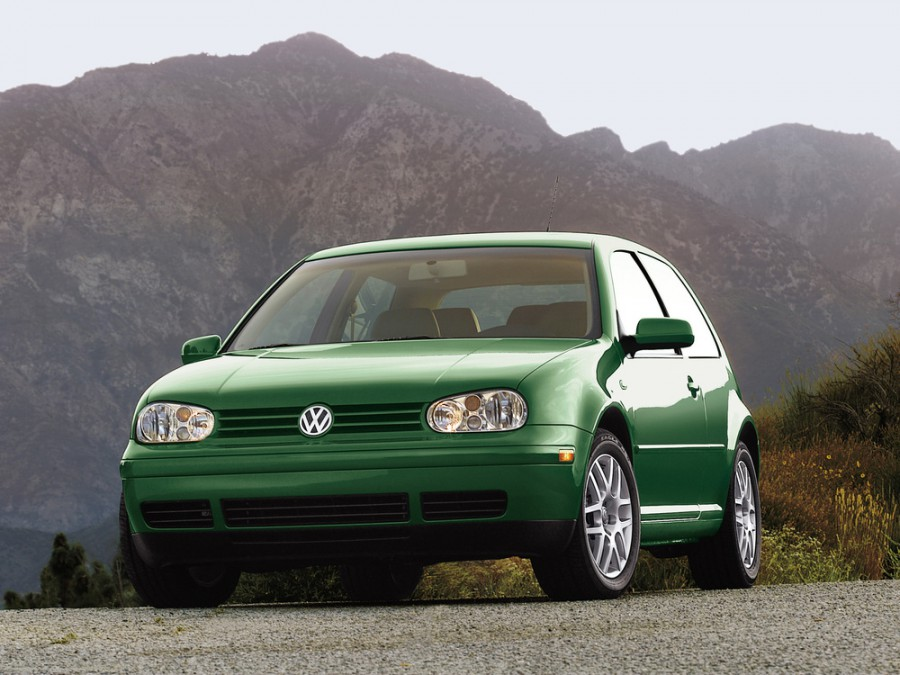 Volkswagen Golf, Абакан