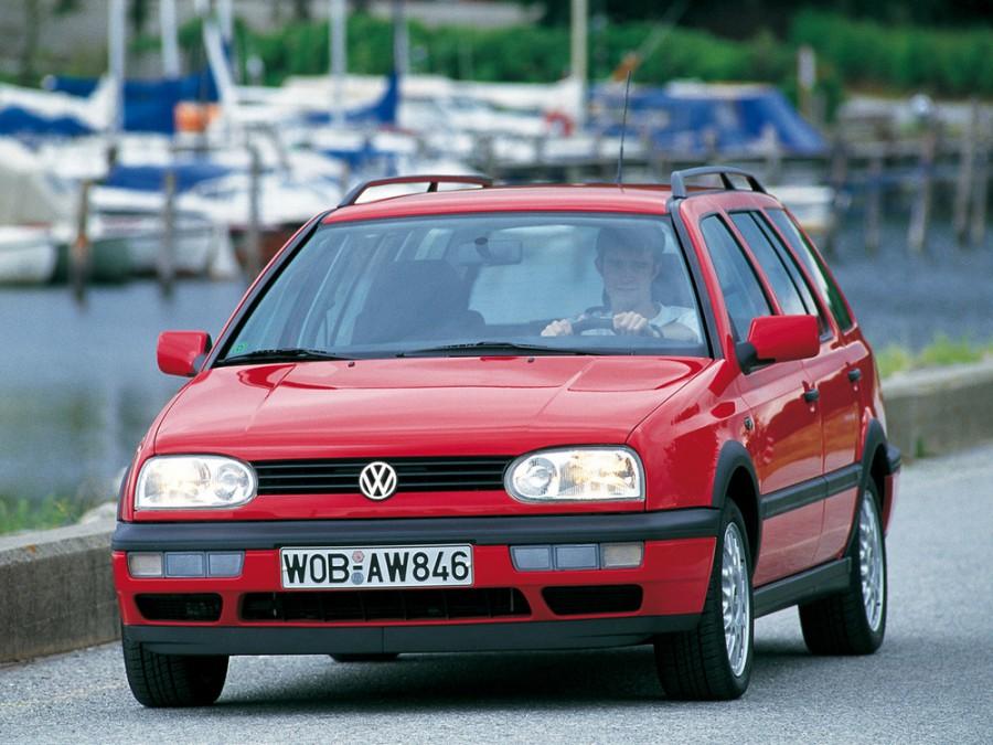Volkswagen Golf универсал, 1991–1998, 3 поколение - отзывы, фото и характеристики на Car.ru