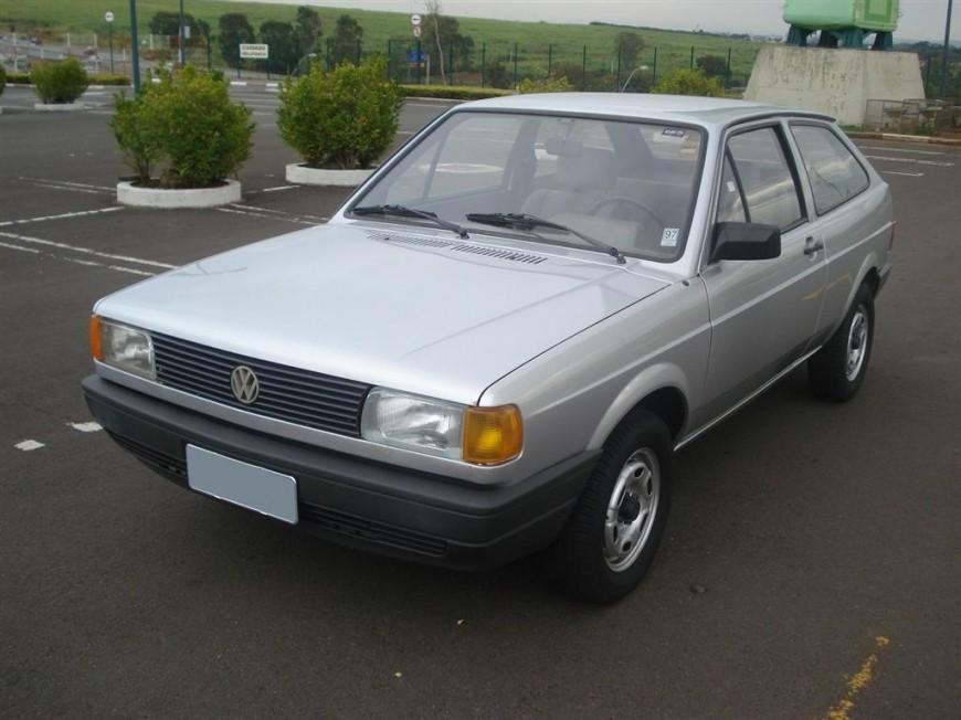 Volkswagen Gol хетчбэк, 1987–1994, G1 [рестайлинг] - отзывы, фото и характеристики на Car.ru