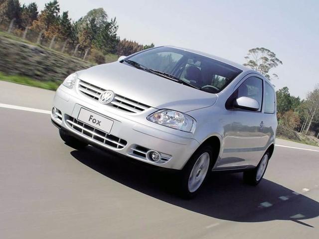 Volkswagen Fox хетчбэк, 2003–2007, 2 поколение - отзывы, фото и характеристики на Car.ru