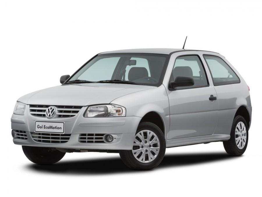 Volkswagen Gol хетчбэк 3-дв., 2010–2014, G4 [рестайлинг] - отзывы, фото и характеристики на Car.ru