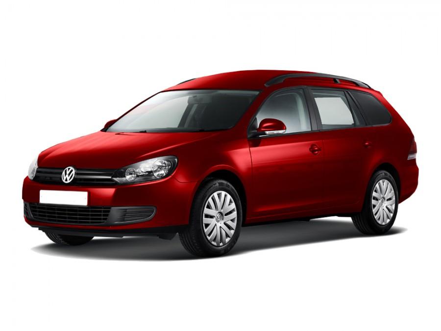 Volkswagen Golf фургон, 2009–2014, 6 поколение - отзывы, фото и характеристики на Car.ru