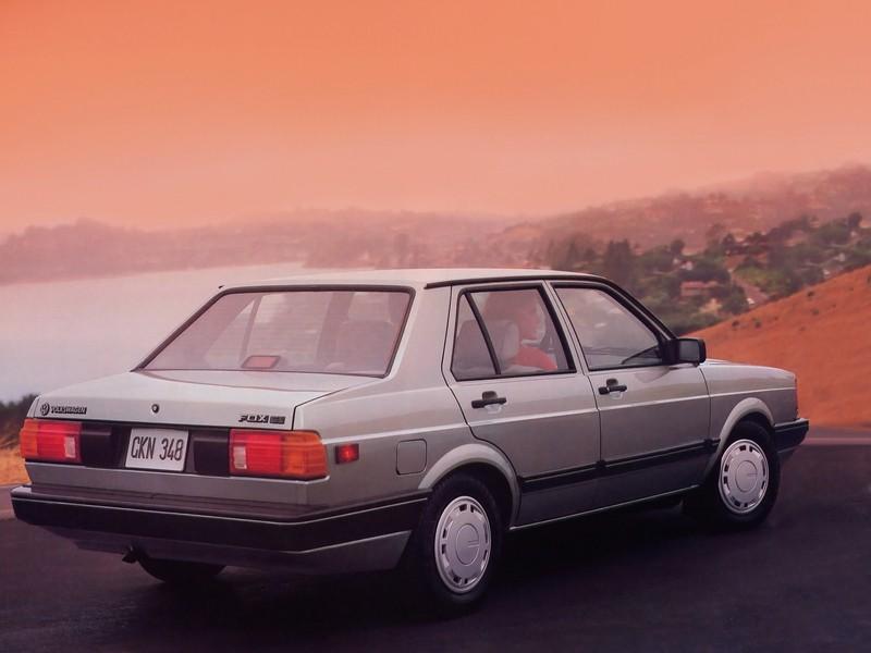 Volkswagen Fox седан 4-дв., 1987–1991, 1 поколение - отзывы, фото и характеристики на Car.ru