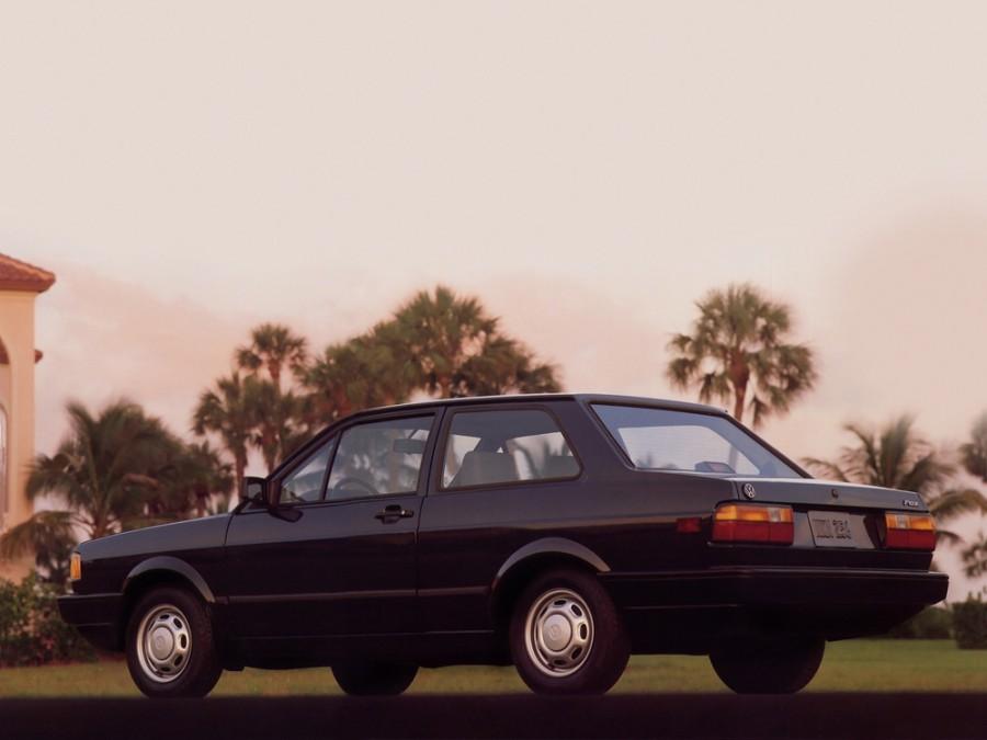 Volkswagen Fox седан 2-дв., 1 поколение [рестайлинг] - отзывы, фото и характеристики на Car.ru