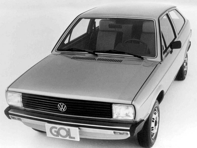 Volkswagen Gol хетчбэк, 1980–1987, G1 - отзывы, фото и характеристики на Car.ru