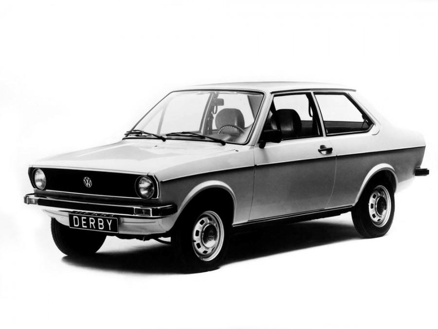 Volkswagen Derby седан, 1977–1981, 1 поколение - отзывы, фото и характеристики на Car.ru