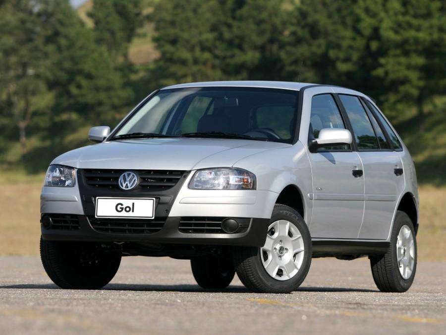 Volkswagen Gol хетчбэк 5-дв., 2005–2010, G4 - отзывы, фото и характеристики на Car.ru
