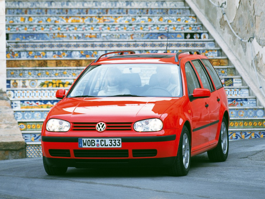 Volkswagen Golf, Бахчисарай