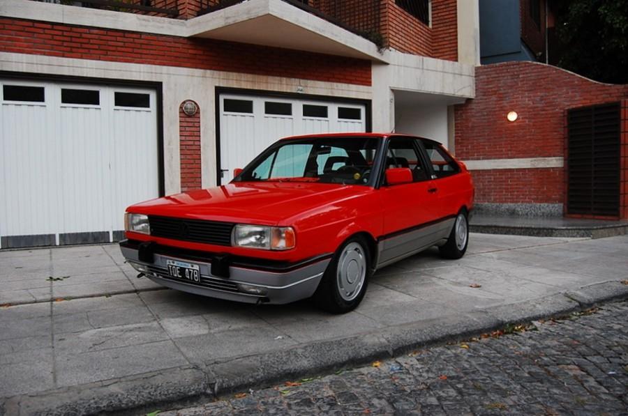 Volkswagen Gol GTI хетчбэк, 1987–1994, G1 [рестайлинг] - отзывы, фото и характеристики на Car.ru