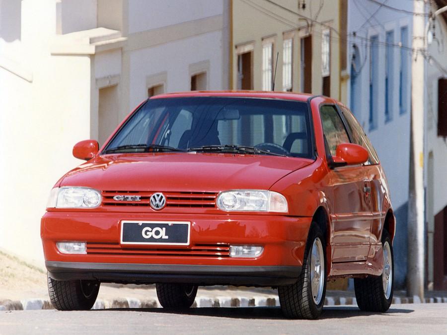 Volkswagen Gol GTI хетчбэк 3-дв., 1996–1999, G2 - отзывы, фото и характеристики на Car.ru
