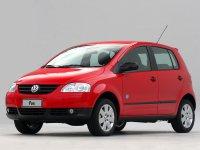 Volkswagen Fox, 2 поколение [рестайлинг], Хетчбэк 5-дв., 2005–2009