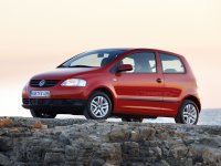 Volkswagen Fox, 2 поколение [рестайлинг], Хетчбэк 3-дв., 2005–2009