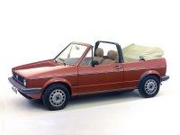 Volkswagen Golf, 1 поколение, Кабриолет, 1974–1993