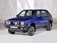 Volkswagen Golf, 2 поколение, Country кроссовер, 1983–1992