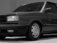 Volkswagen Fox, 1 поколение, Седан 2-дв., 1987–1991