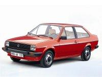 Volkswagen Derby, 2 поколение, Седан, 1981–1985