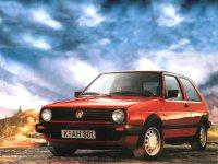 Volkswagen Golf, 2 поколение, Хетчбэк 3-дв., 1983–1992