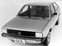 Volkswagen Gol, G1, Хетчбэк, 1980–1987