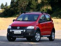 Volkswagen Fox, 2 поколение [рестайлинг], Cross хетчбэк 5-дв., 2005–2009