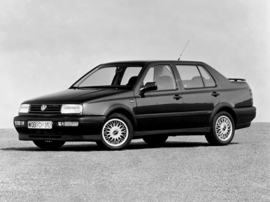 Volkswagen Jetta седан, 1992–1998, 3 поколение - отзывы, фото и характеристики на Car.ru