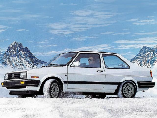Volkswagen Jetta седан 2-дв., 1987–1992, 2 поколение [рестайлинг] - отзывы, фото и характеристики на Car.ru