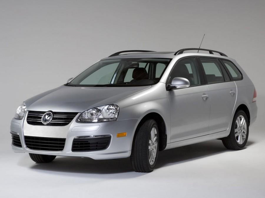 Volkswagen Jetta SportWagen универсал, 2005–2010, 5 поколение - отзывы, фото и характеристики на Car.ru