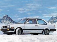 Volkswagen Jetta, 2 поколение [рестайлинг], Седан 2-дв., 1987–1992