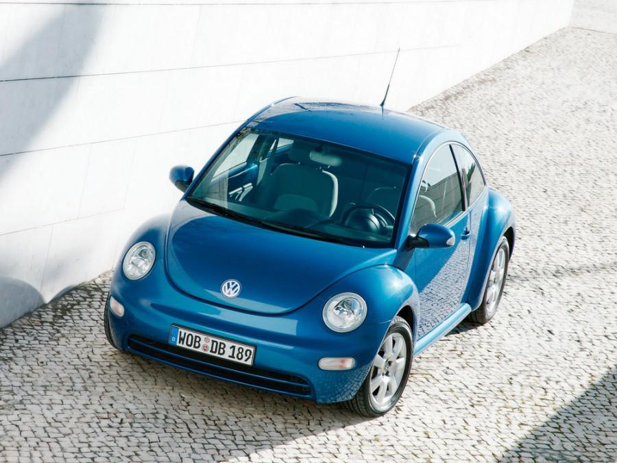 Volkswagen New Beetle хетчбэк 3-дв., 1998–2005, 1 поколение - отзывы, фото и характеристики на Car.ru