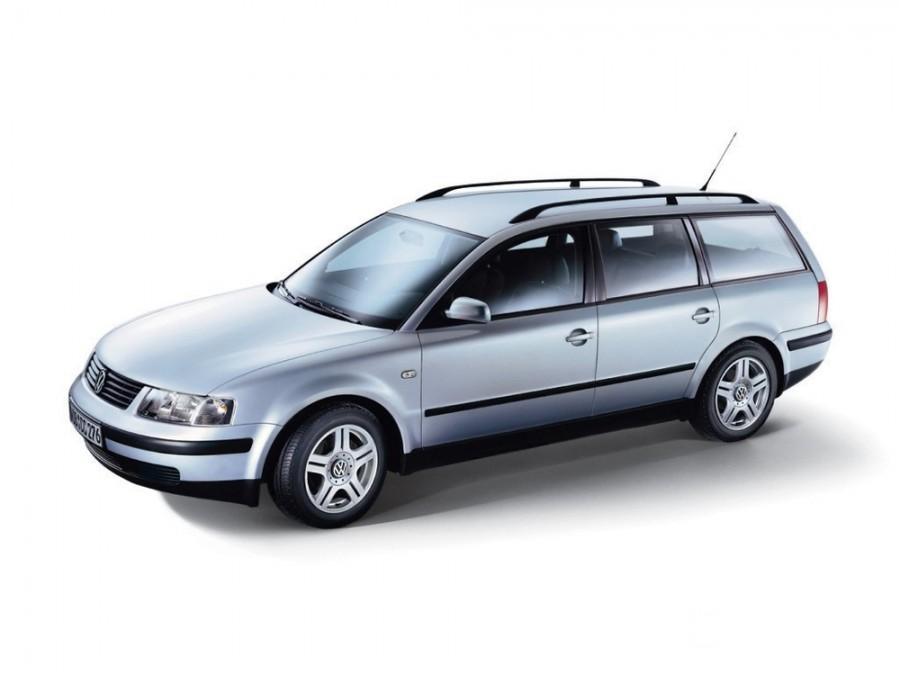 Volkswagen Passat, Абакан