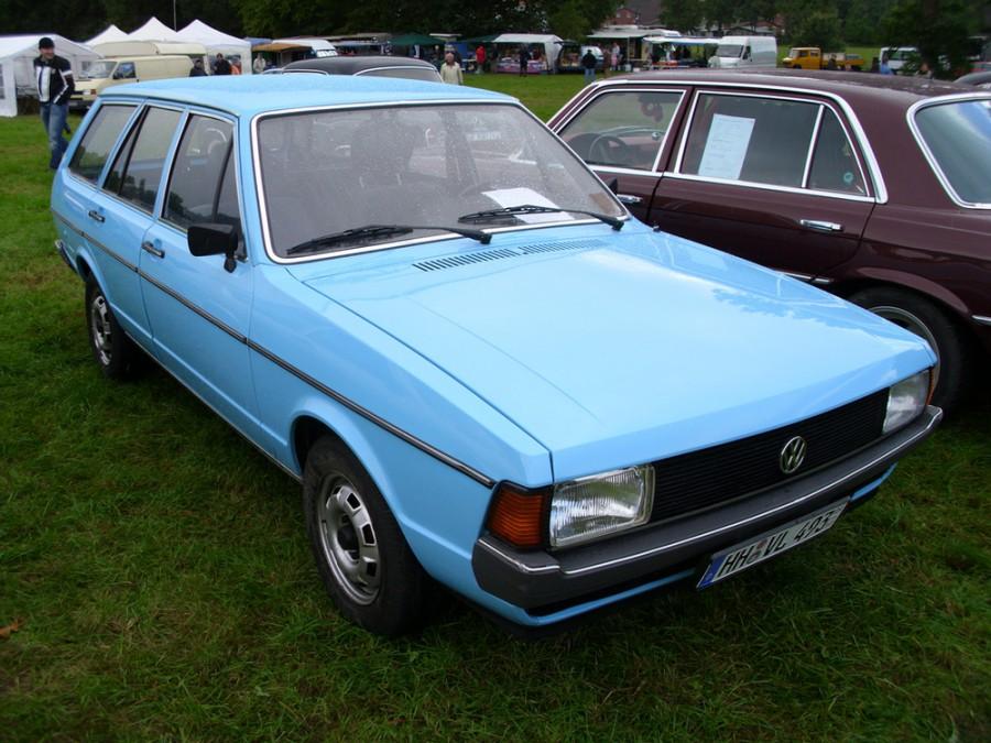 Volkswagen Passat универсал, 1977–1981, B1 [рестайлинг] - отзывы, фото и характеристики на Car.ru