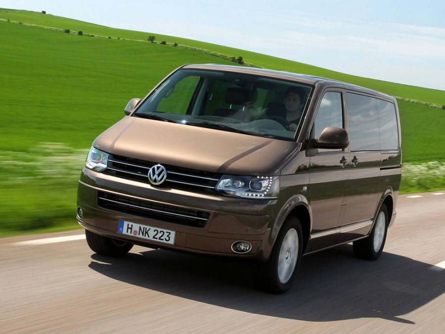 Volkswagen Multivan микроавтобус, 2010–2016, T5 [рестайлинг] - отзывы, фото и характеристики на Car.ru